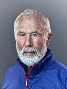 Sir Chris Bonington (c) Robert Wilson